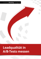 Leadqualität in A/B-Tests messen