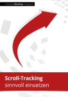 Scroll-Tracking sinnvoll einsetzen