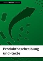 """Checkliste """"Produktbeschreibung und -texte"""""""