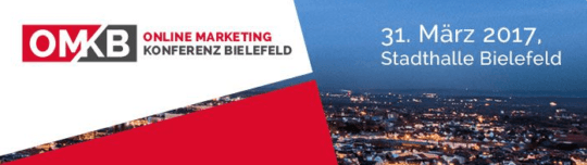 Online Marketing Konferenz Bielefeld (OMKB) - Conversion Boosting