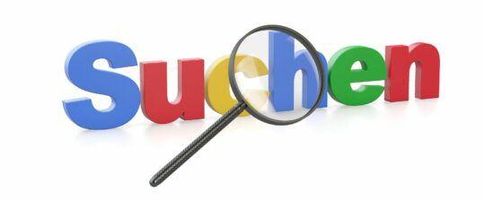 Seiteninterne Suchmaschinen: Was Google Analytics verrät - Big Data und Conversion-Optimierung