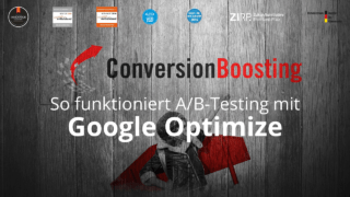 So funktioniert A/B-Testing mit Google Optimize