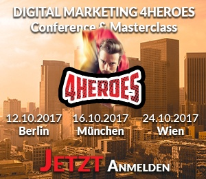 DIGITAL MARKETING 4HEROES Conference 2017