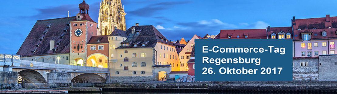 Regensburger E-Commerce-Tag - Die neuesten Trends für den digitalen Handel