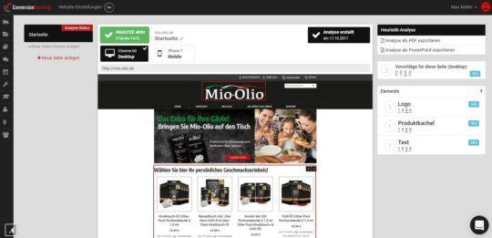 Mio-Olio (Höhle der Löwen): Gutes Öl, schlechte Website? - So könnte das Start-Up noch mehr Produkte verkaufen!