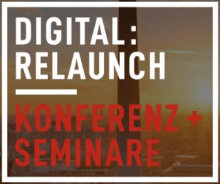 Digital: Relaunch