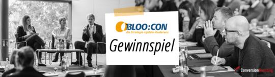 Gewinnspiel: Nikolaus spendiert ein BLOO:CON-Ticket - Die Strategie-Update-Konferenz